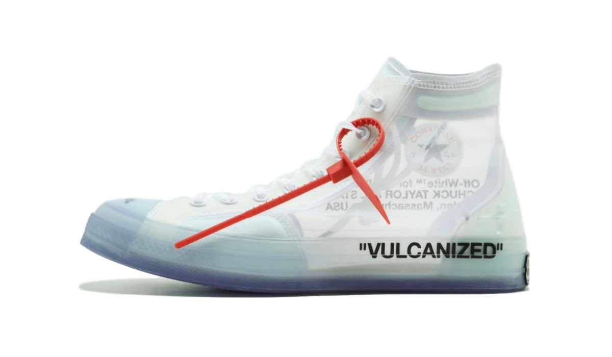 """Off White x Converse Chuck Taylor All Star """"The Ten"""""""