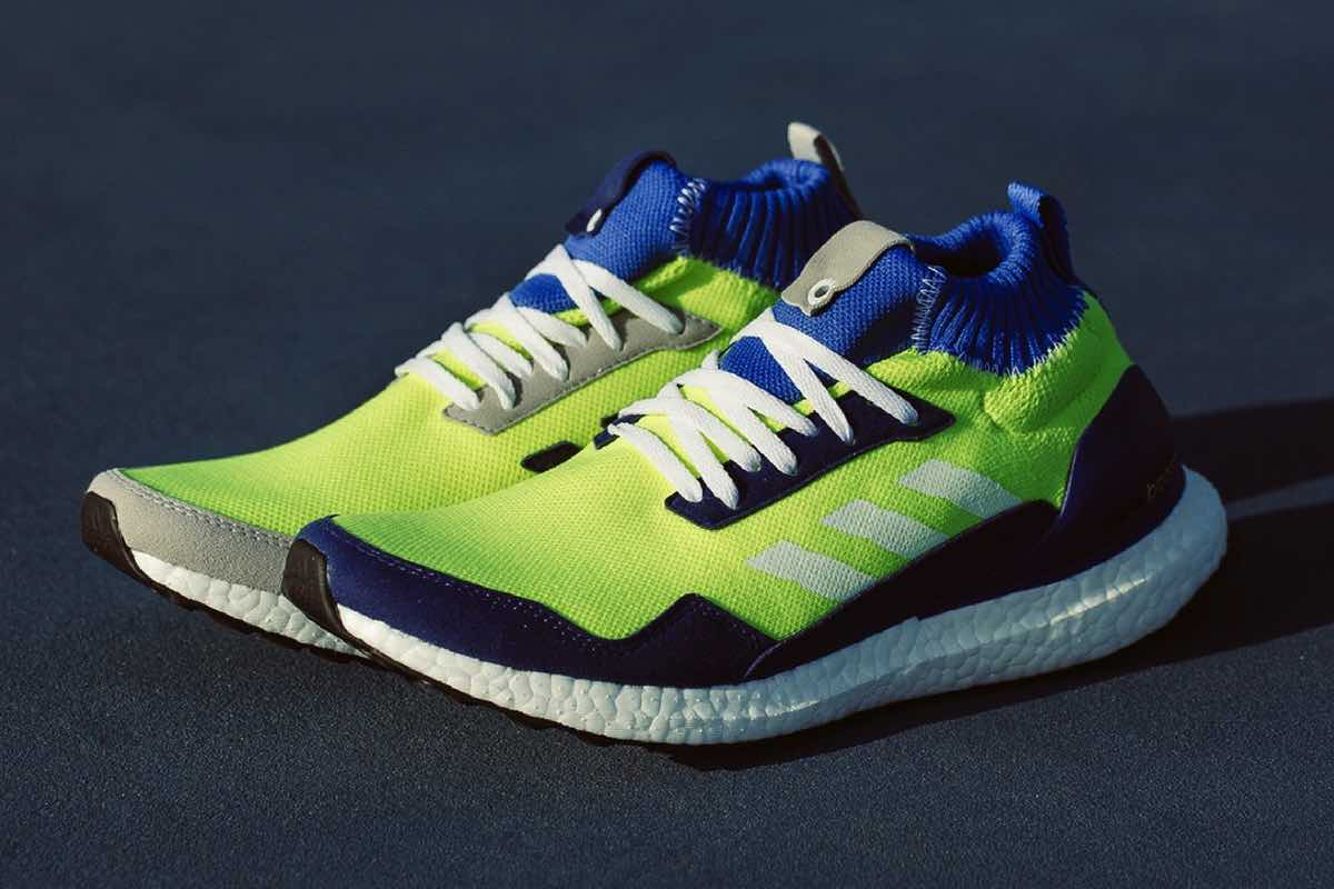 "CLOSE UP | adidas Consortium Ultra Boost Mid ""Prototype"""