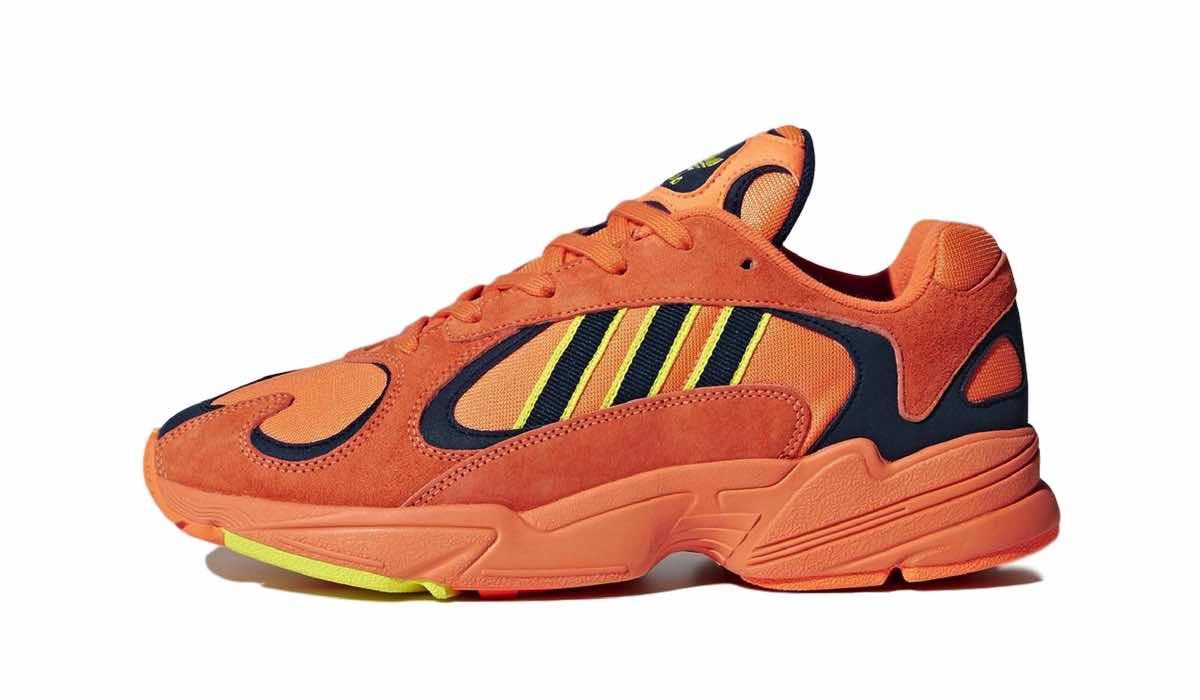adidas Originals Yung 1 Hi Res Orange