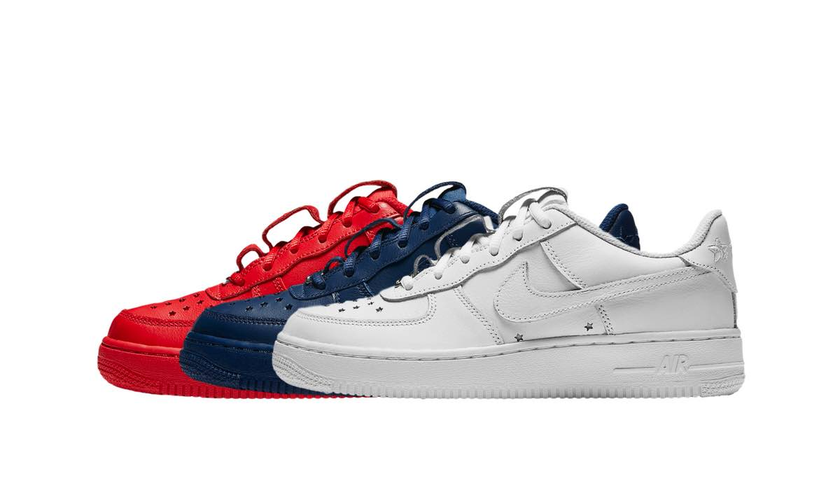 "Nike Air Force 1 QS ""Independence Day"" Pack"