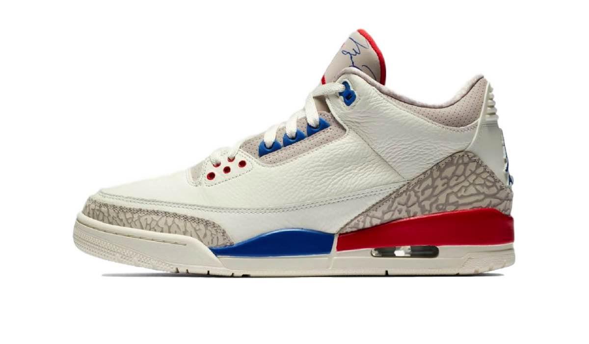 """Nike Air Jordan 3 Retro """"Charity Game"""""""