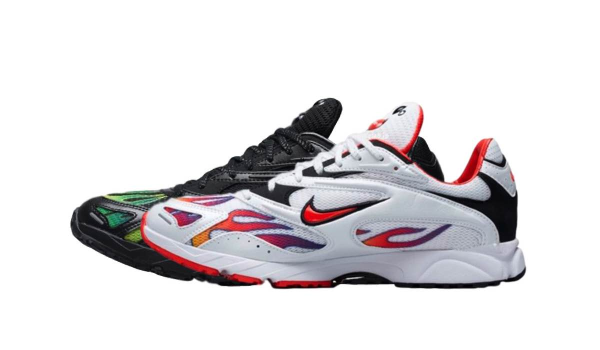 Supreme x Nike Zoom Streak Spectrum Plus Pack