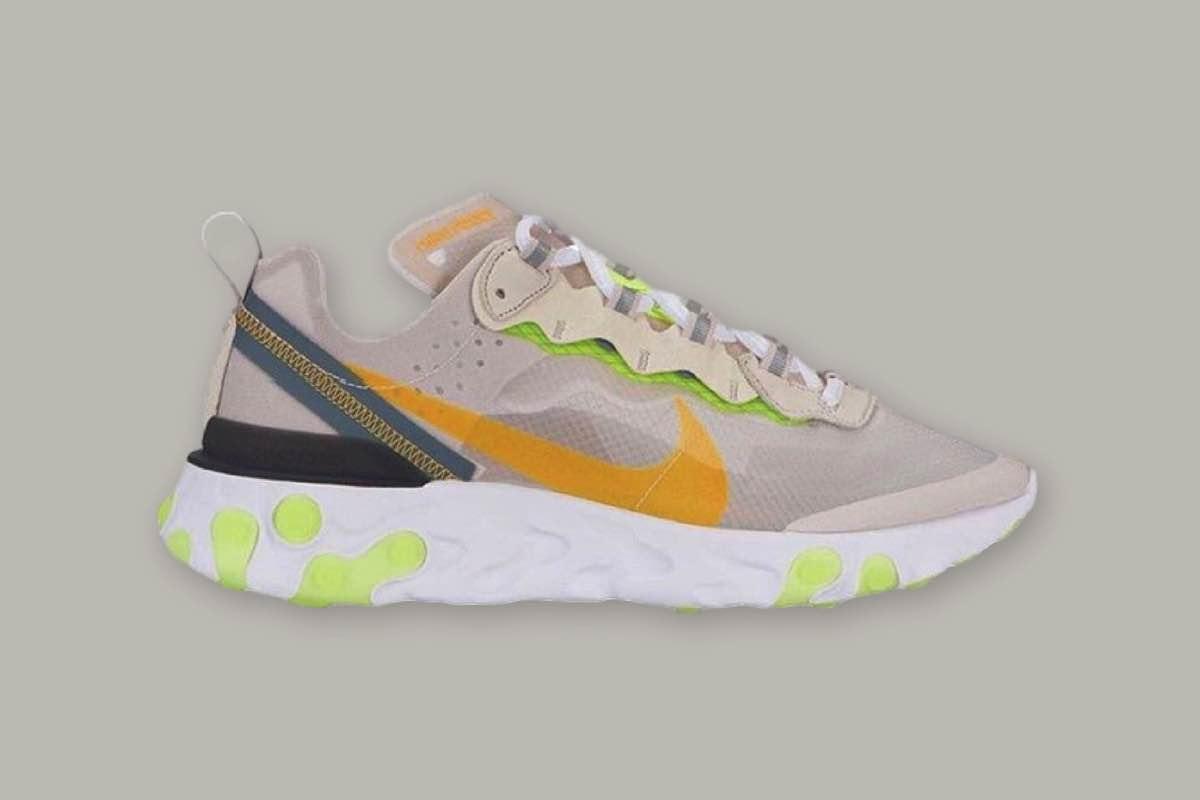 Nike React Element 87 er på vej i nye farver