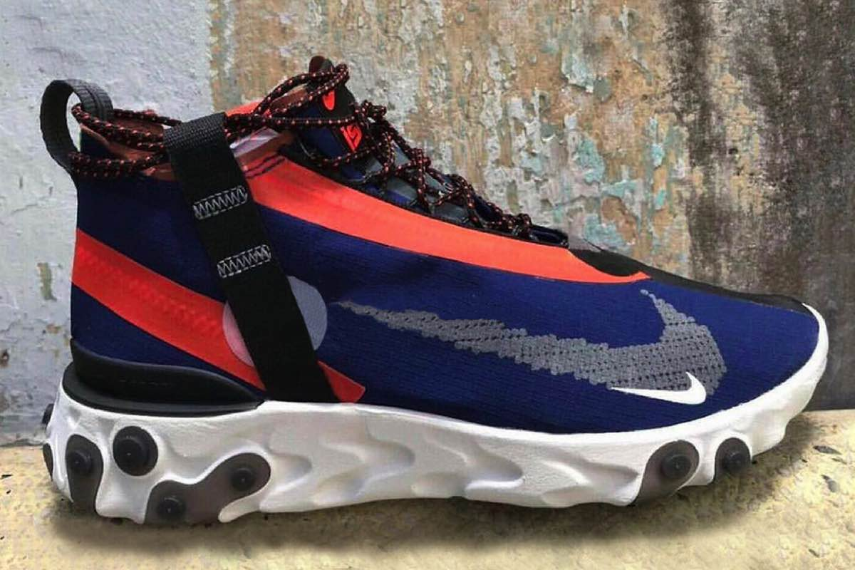 Sneak Peek: Nike React Runner Mid SP SOE