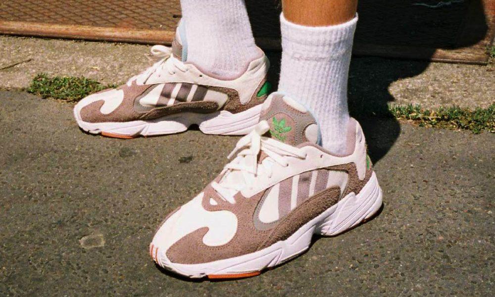 Solebox x adidas YUNG-1 release