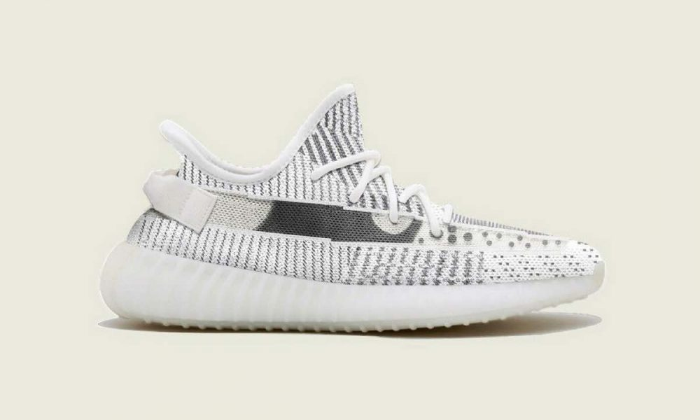 "Adidas Yeezy Boost 350 V2 ""Static"" EF2905 Release December 2018"