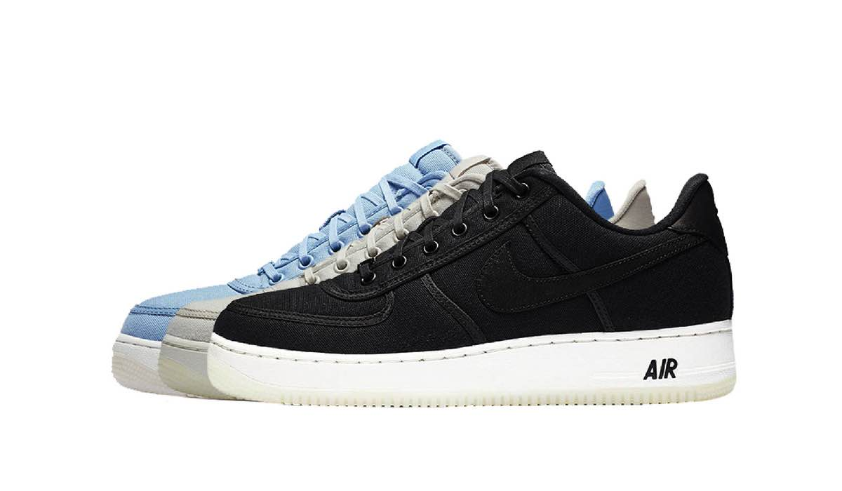 "Nike Air Force 1 Low Retro ""Canvas"" Pack"