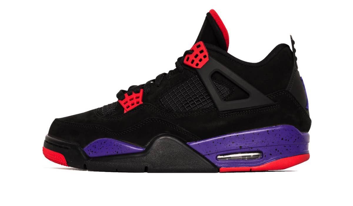 """Nike Air Jordan 4 Retro """"Raptors"""""""