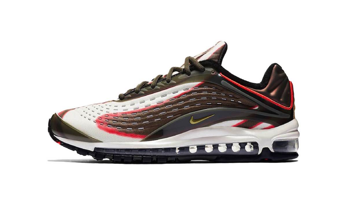 """Nike Air Max Deluxe """"Sequoia/Camper Green"""""""
