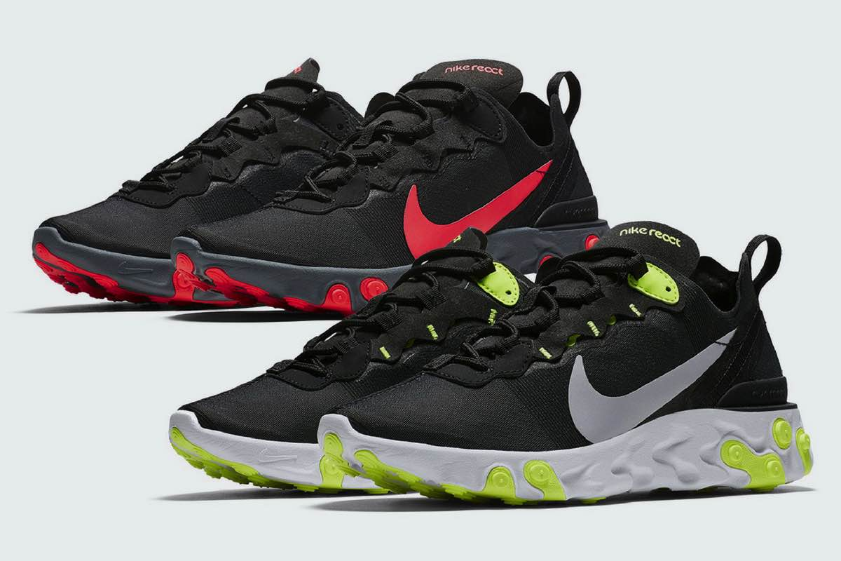 Nike klar med ny React Element-silhuet