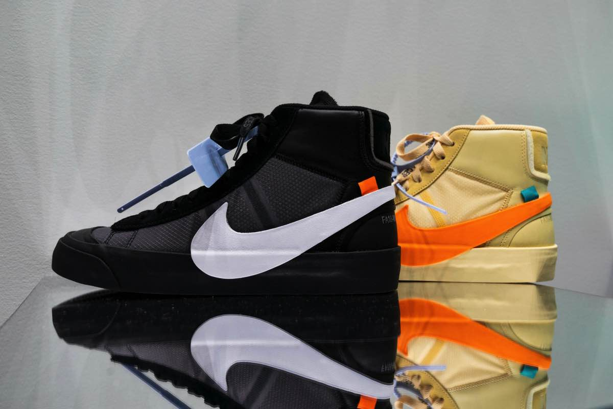 "Off-White x Nike Blazer ""SPOOKY"" Pack udkommer til september"