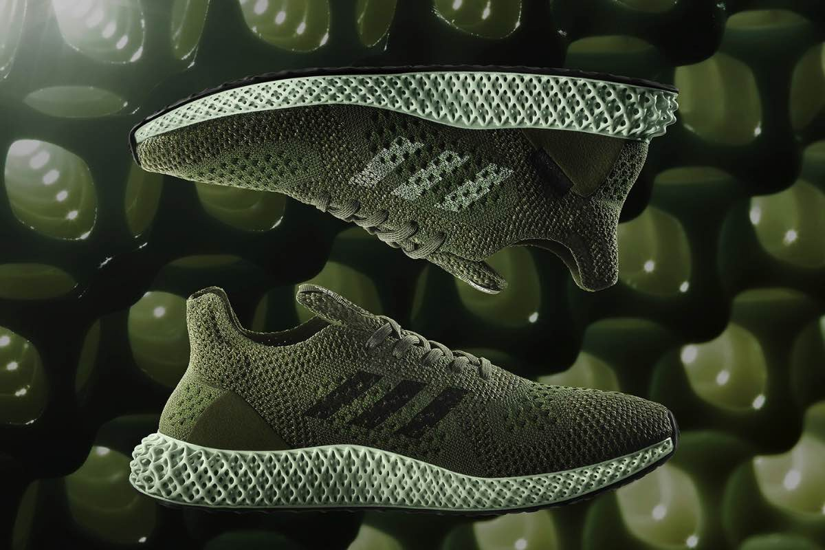Sneak Peek: Footpatrol x adidas Consortium 4D Futurecraft