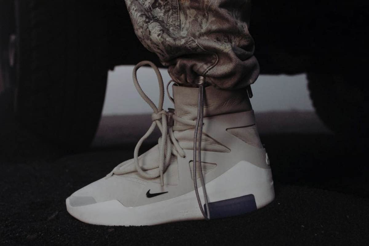 Sneak Peek: Nike Air Fear of God 1
