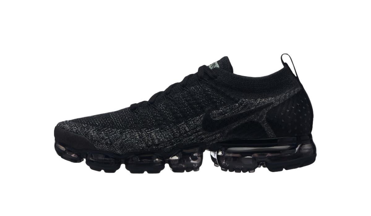 "cd0046b4a0d Nike Air Vapormax Flyknit 2 ""Black/Dark Grey"" | 942842-012 ..."