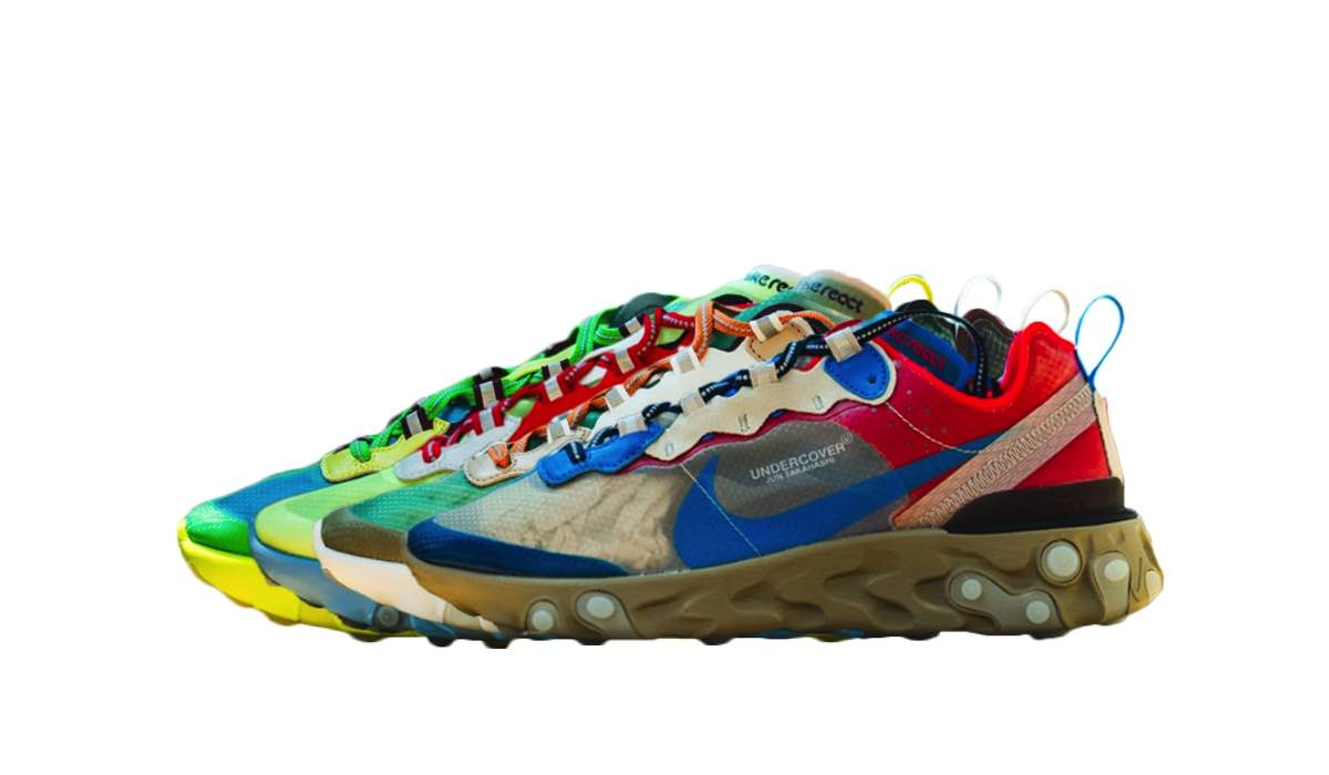 Undercover x Nike React Element 87 Pack
