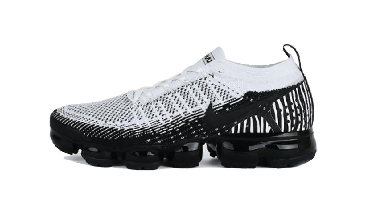 "Nike Air Vapormax Flyknit 2 ""Zebra"""
