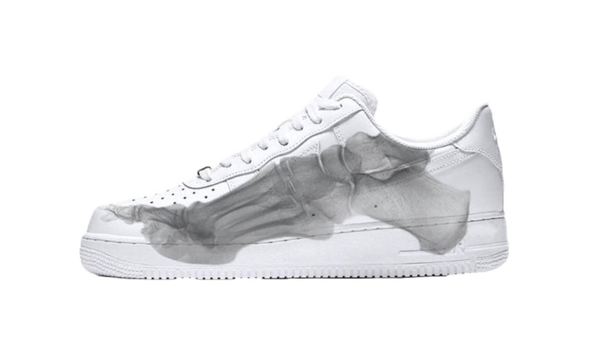 Nike Air Force 1 '07 Skeleton QS