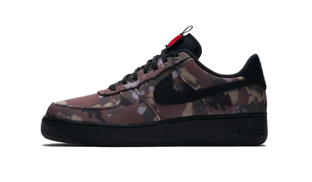 "Nike Air Force 1 ""Italy Camo"""