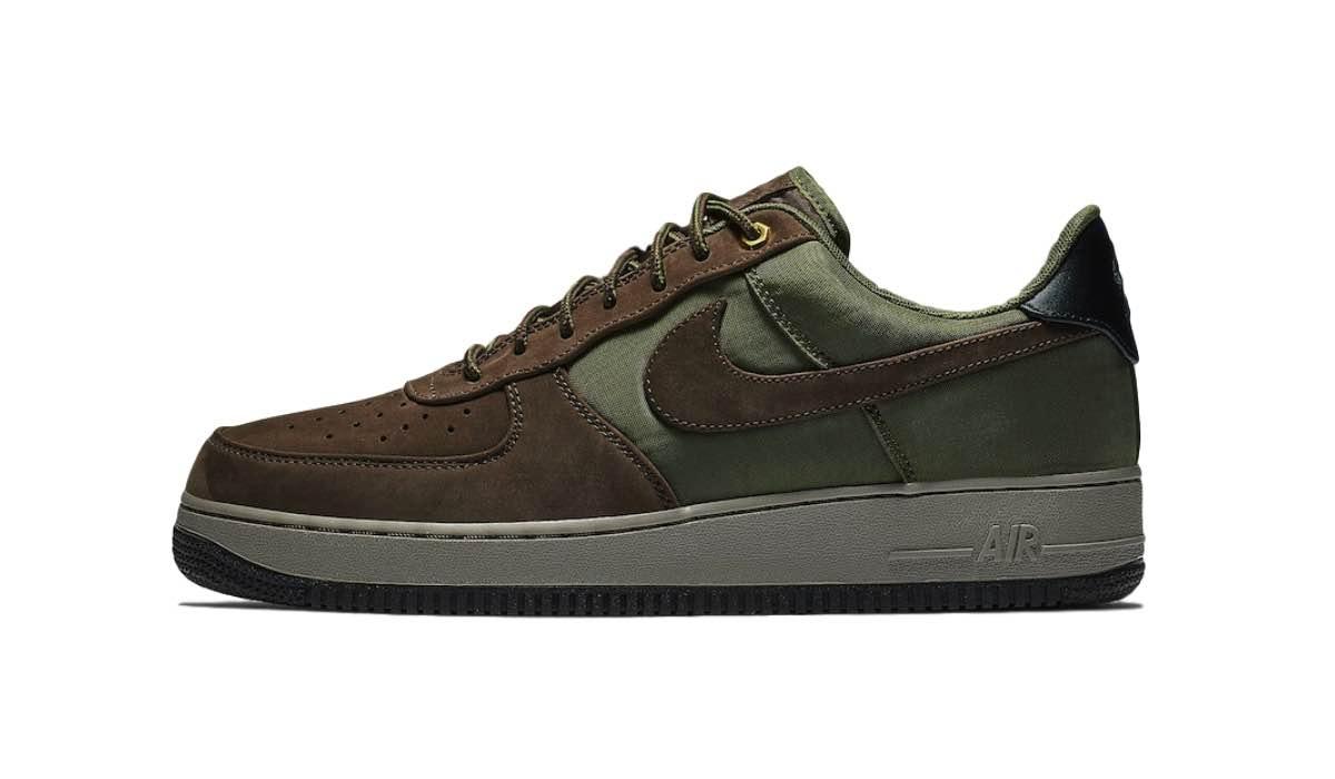 "Nike Air Force 1 Premium ""Baroque Brown"""
