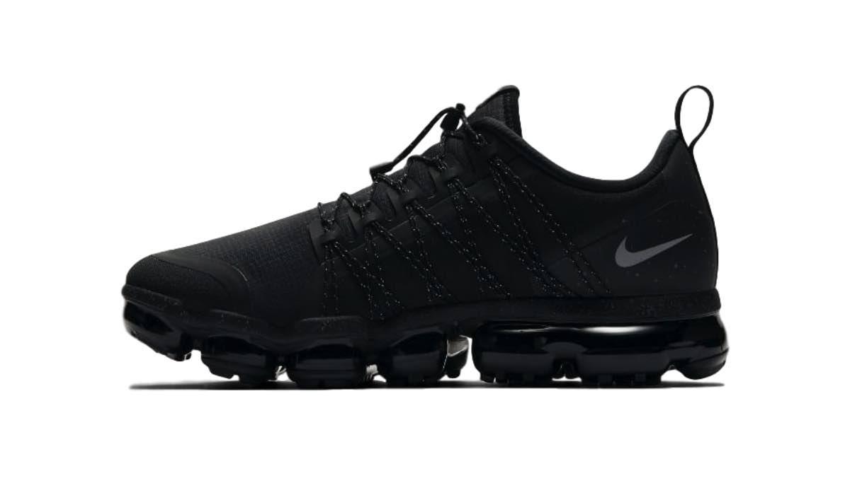 "Nike Air Vapormax Run Utility ""Triple Black"""
