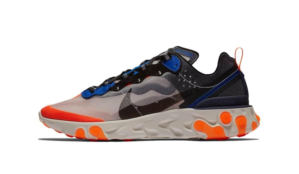 """Nike React Element 87 """"Total Orange"""""""