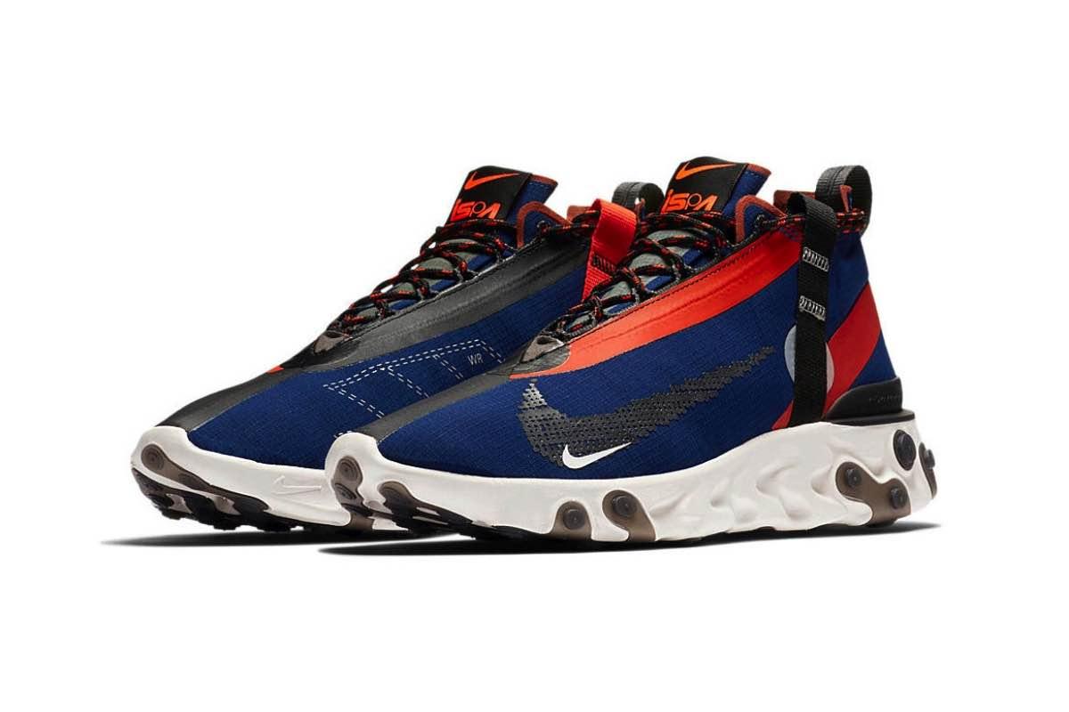Mød den nye Nike React Runner Mid WR ISPA