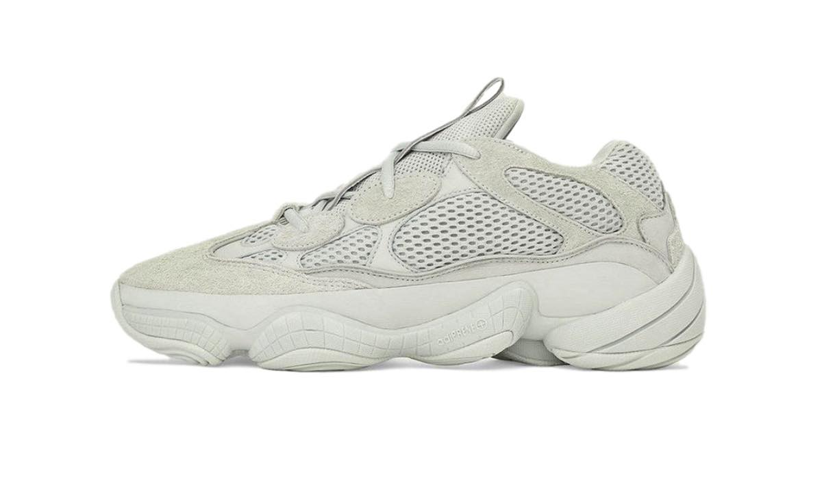 Release Date For The adidas Yeezy 500 Salt SaltSalt Salt
