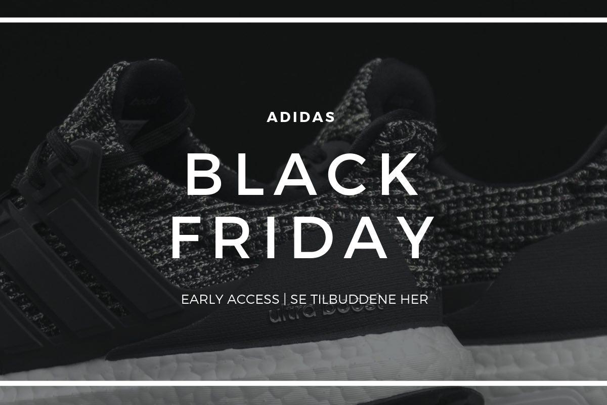 Find de bedste Black Friday tilbud fra adidas her