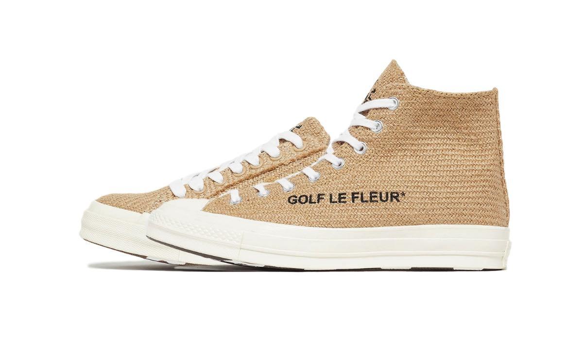 """GOLF le FLEUR* x Converse """"Burlap"""" Pack"""