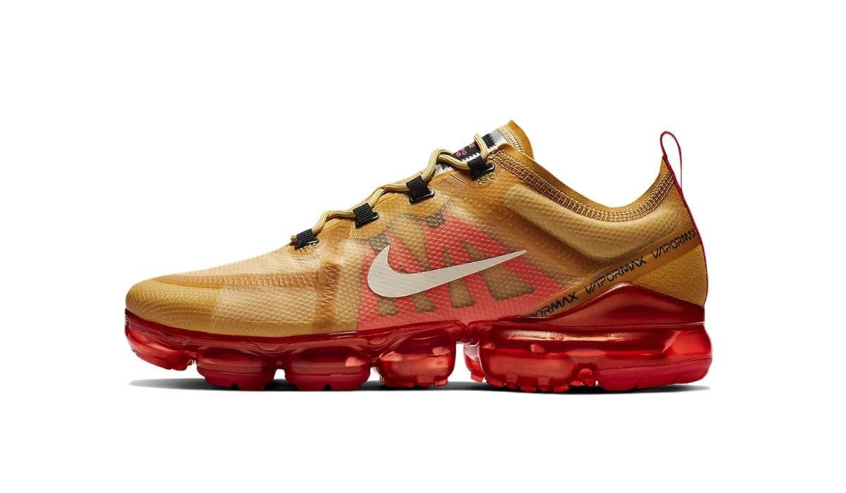 """Nike Air Vapormax 2019 """"Club Gold"""""""
