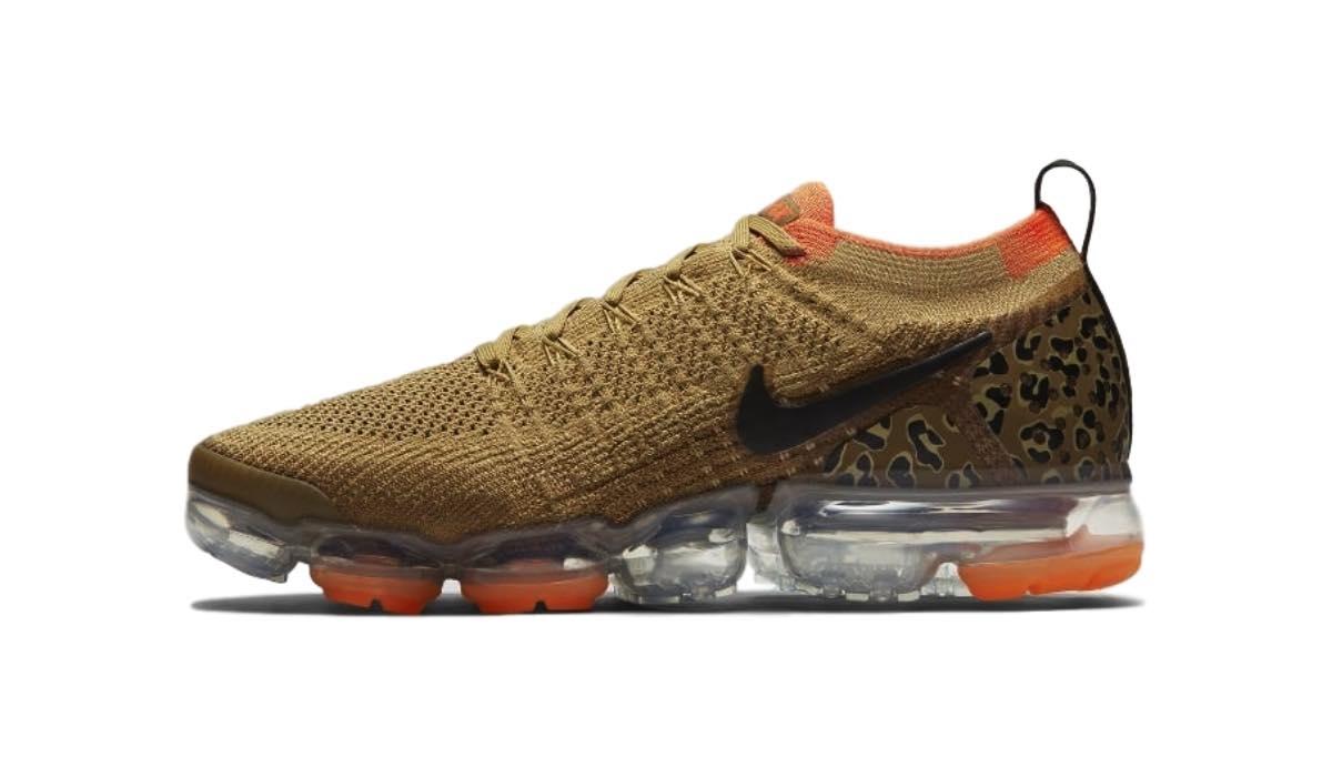 "Nike Air Vapormax Flyknit 2.0 ""Leopard"""