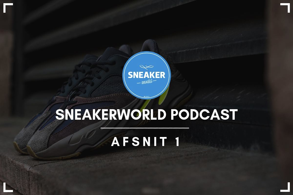 Sneakerworld Podcast | Er Yeezy-hypen død?