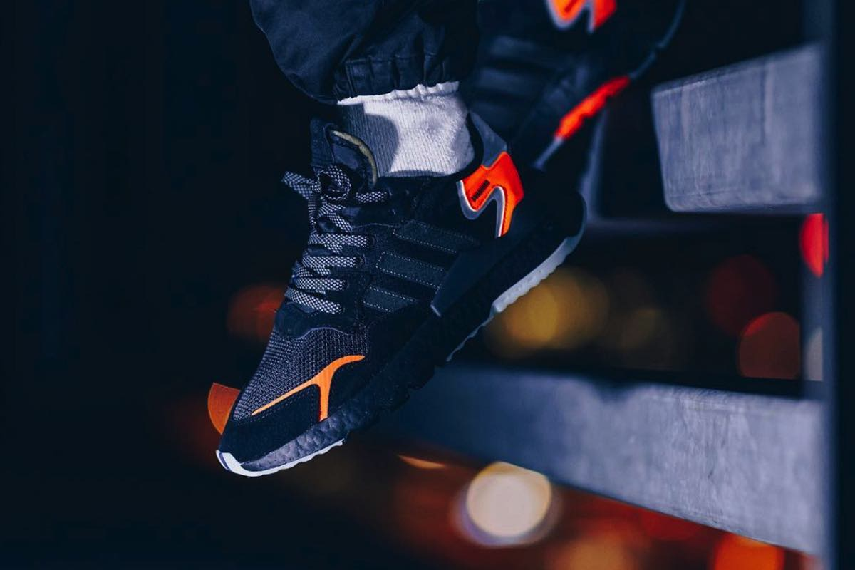 adidas teaser ny Boost-sneaker
