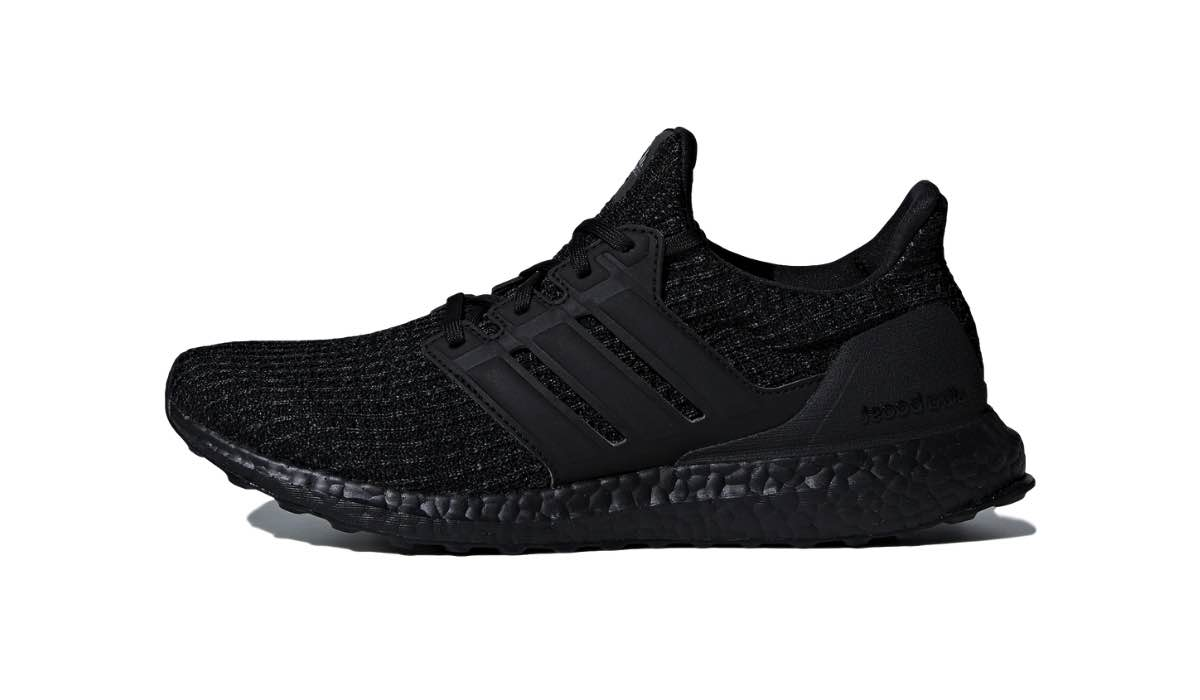 "adidas Ultra Boost 4.0 ""Black/Active Red"""
