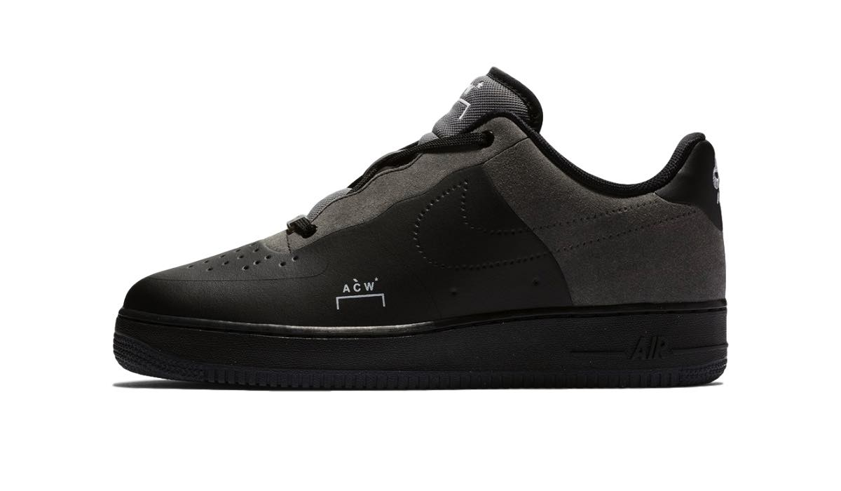 "A COLD WALL x Nike Air Force 1 Low ""Black"""