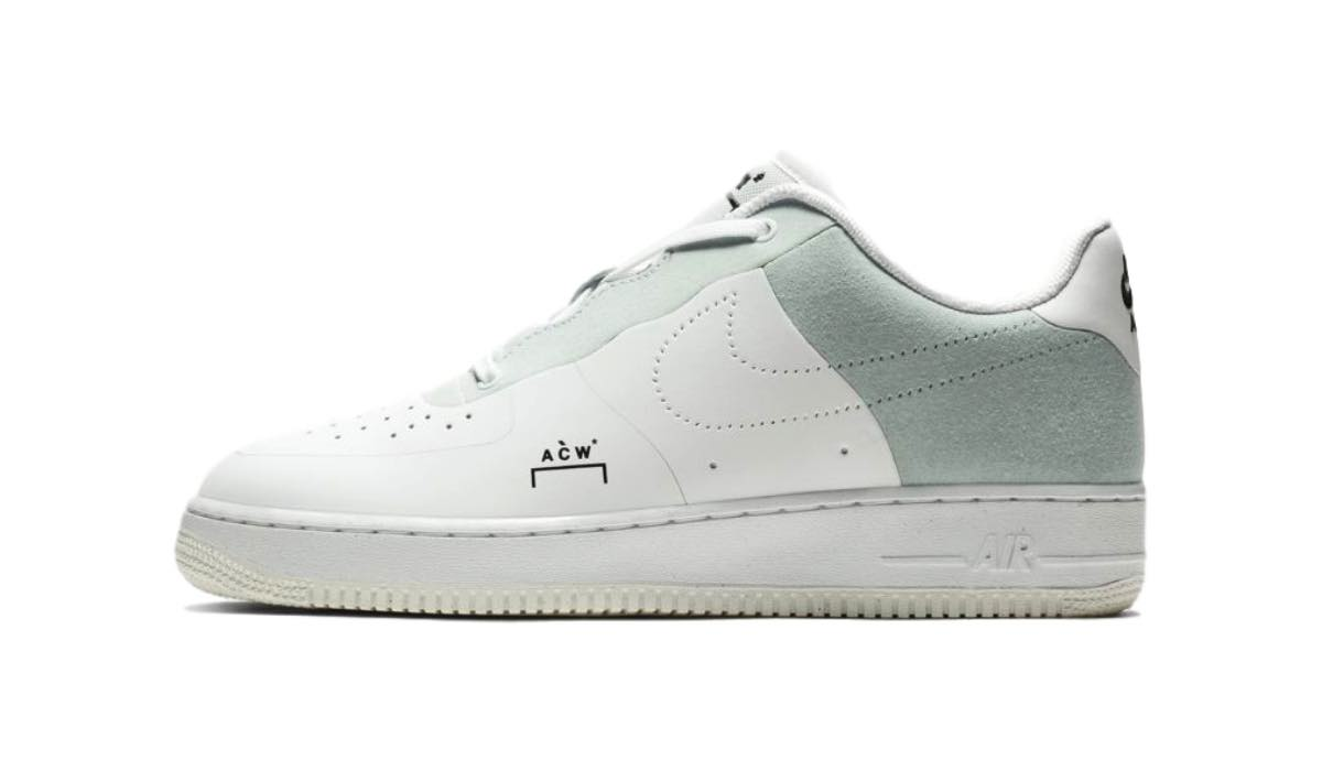 """A COLD WALL x Nike Air Force 1 Low """"White"""""""