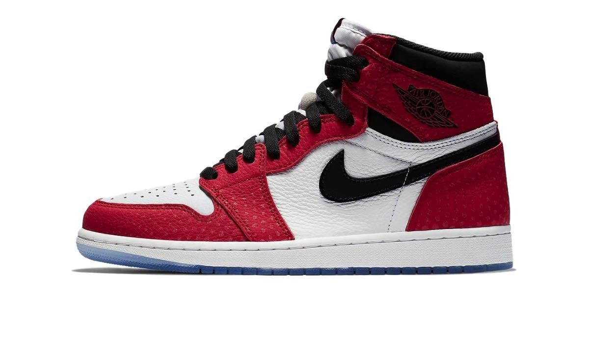 "Nike Air Jordan 1 Retro ""Spider-Verse"""