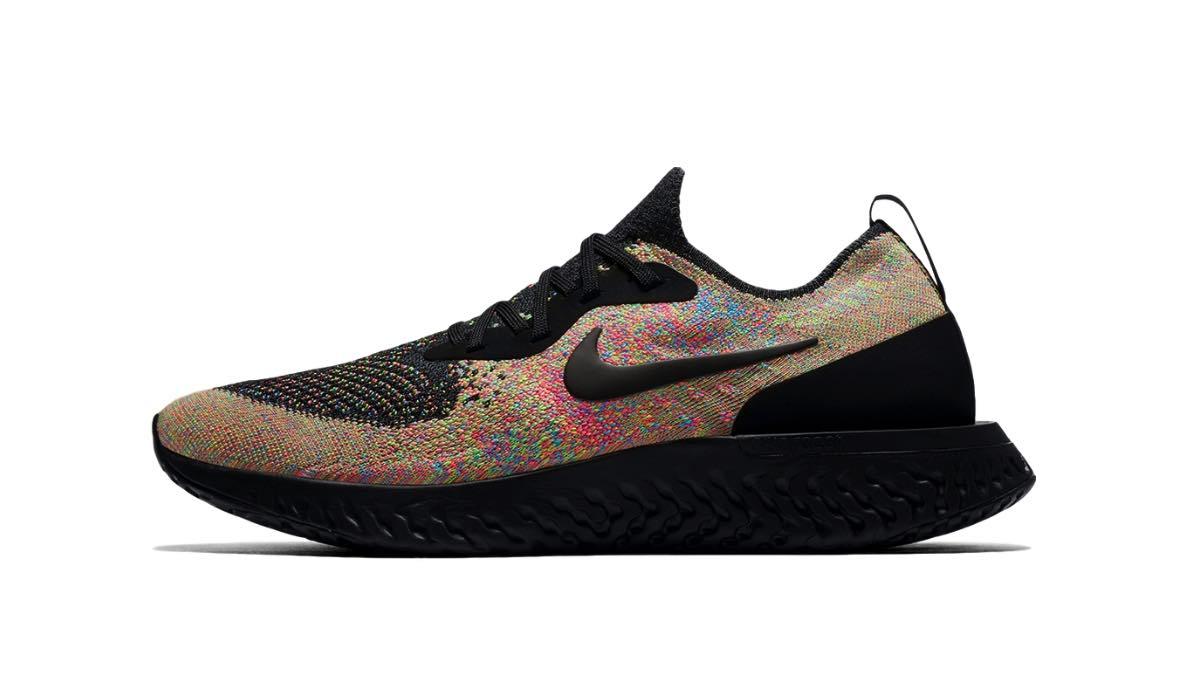 "Nike Epic React Flyknit ""Multicolor"""