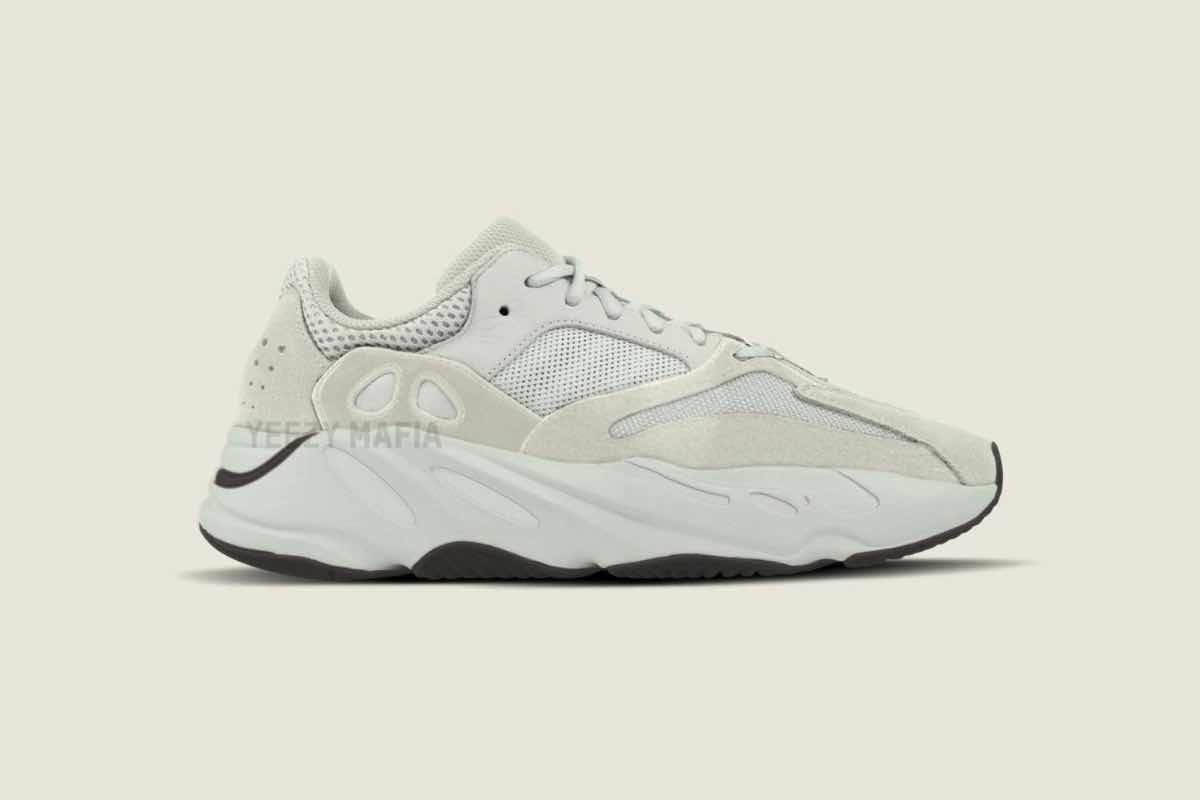 "Sneak Peek | adidas Yeezy Boost 700 ""Salt"""