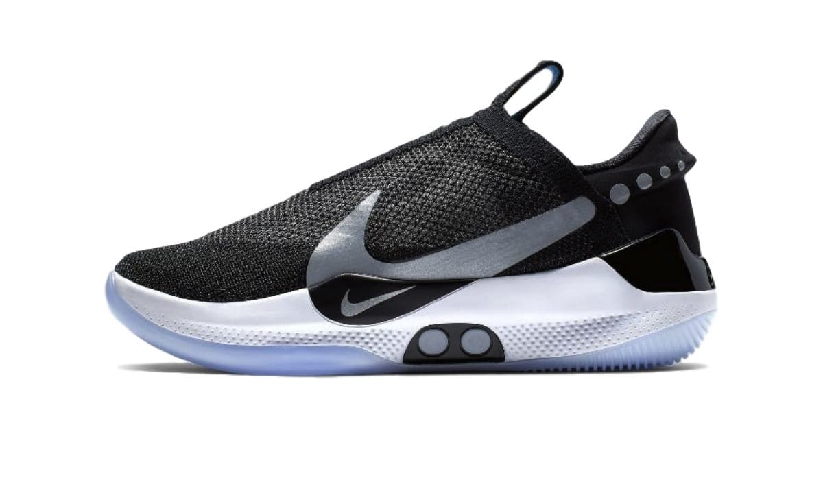 "Nike Adapt BB ""Black/Photo Blue"""