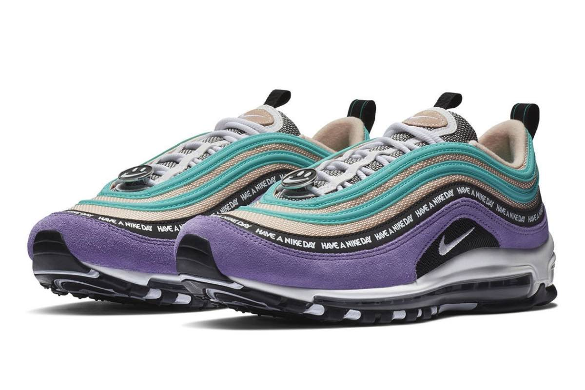"Air Max 97 ""Have A Nike Day"" har fået en release dato"