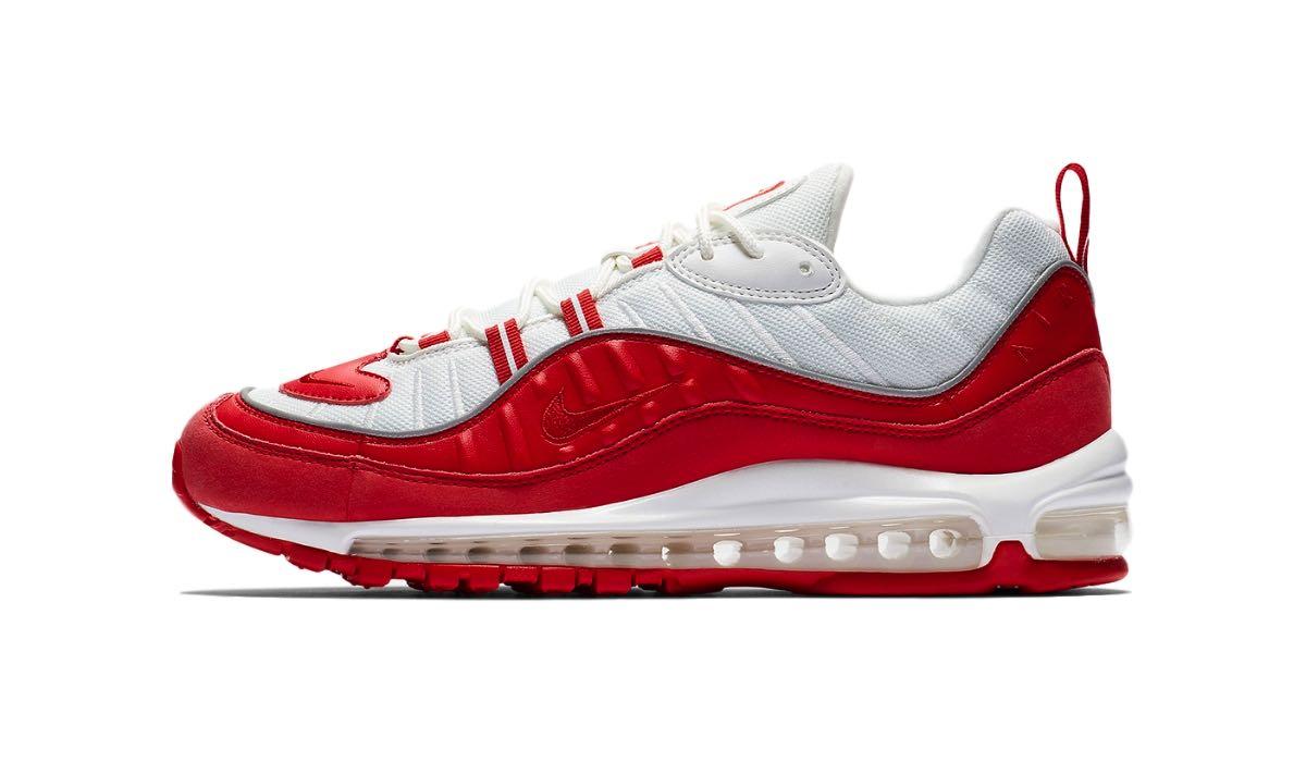 """Nike Air Max 98 """"University Red"""""""