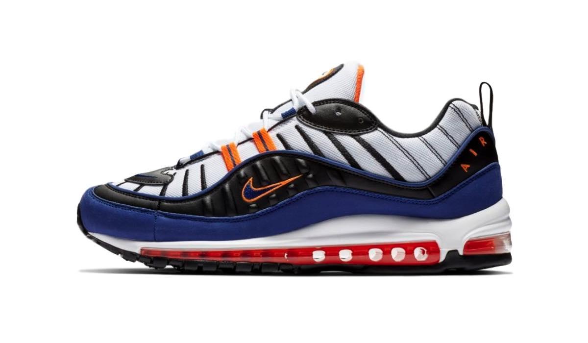 "Nike Air Max 98 ""Royal Blue"""