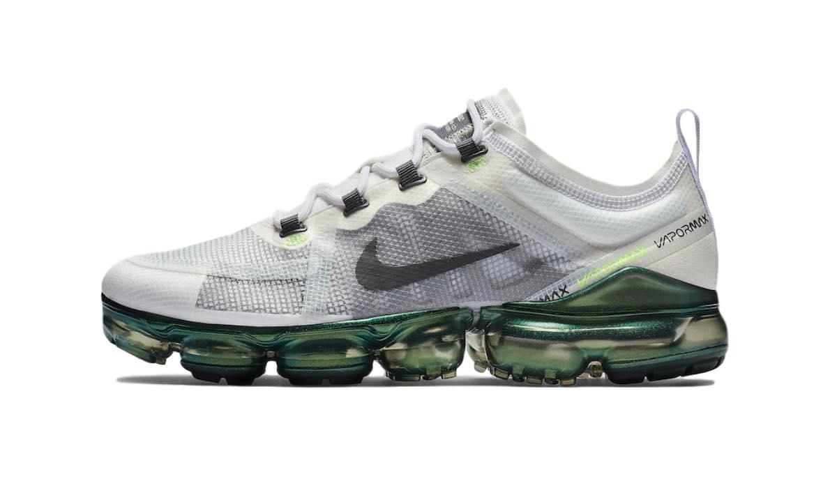 "Nike Air Vapormax 2019 PRM ""White/Lime Blast"""