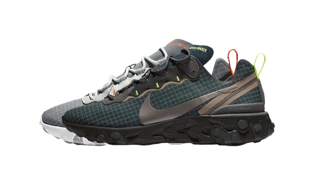 "Nike React Element 55 ""Grid"" Pack"