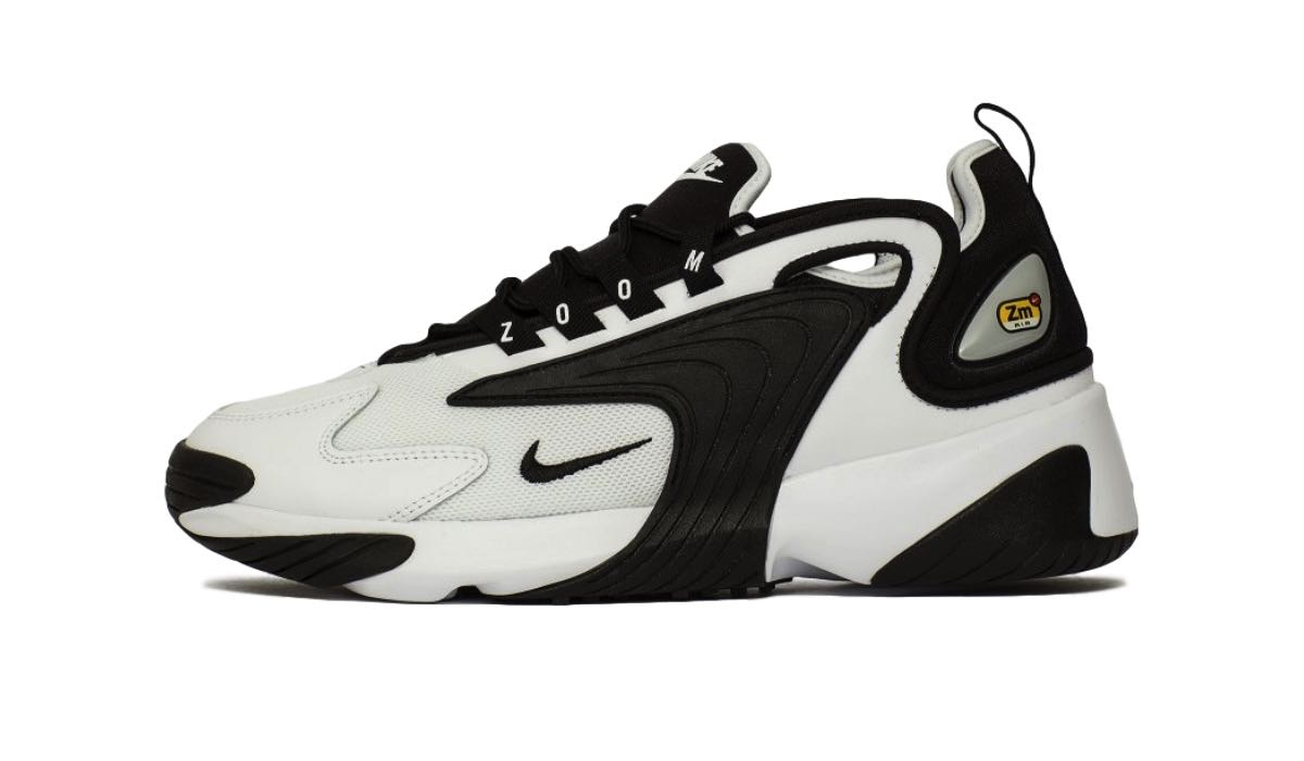 "Nike Zoom 2K ""White/Black"""
