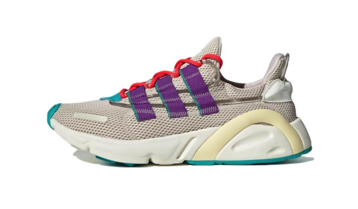 "adidas Lxcon ""Clear Brown/Active Purple"""