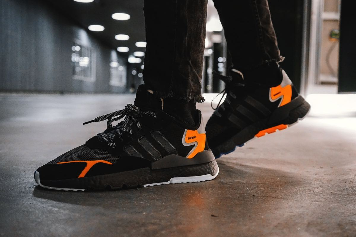 adidas Nite Jogger On Feet