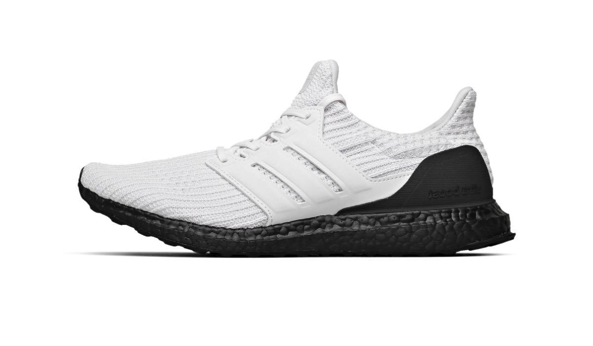 "adidas Ultra Boost 4.0 ""White/Black"""