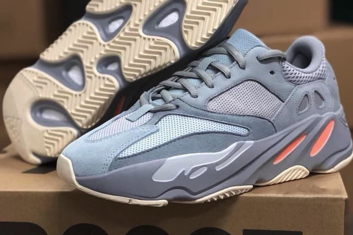 "Sneak Peek | adidas Yeezy Boost 700 ""Inertia"""